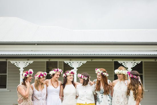 Flower Filled Bridesmaid Party104
