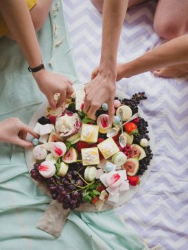 Flower Filled Bridesmaid Party145