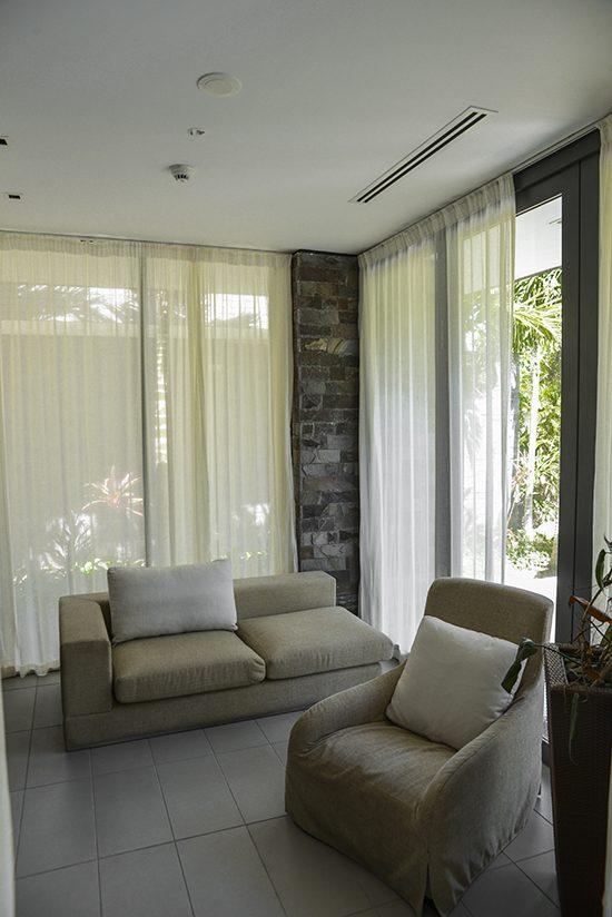 Intercontinental Fiji Spa Bridal Suite