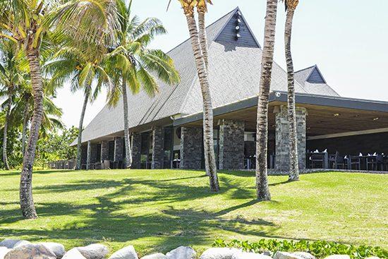 Navo restaurant intercontinental fiji