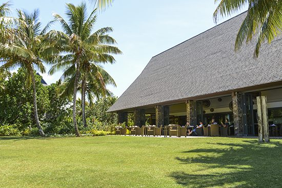 Navo restaurant lawns fiji