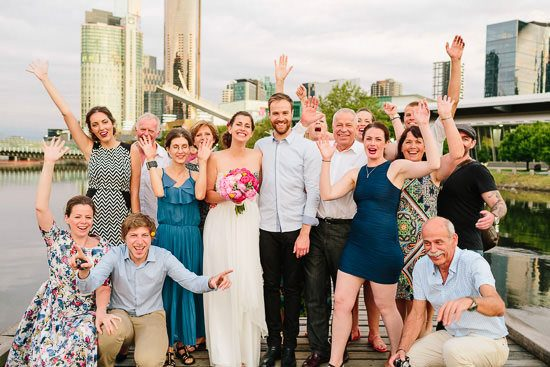 Surprise Melbourne Wedding090