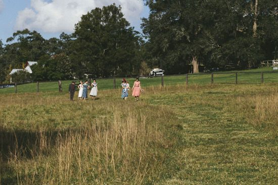 Sweet Vintage Farm Wedding063