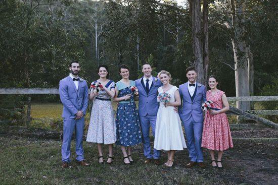 Sweet Vintage Farm Wedding083