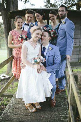 Sweet Vintage Farm Wedding093