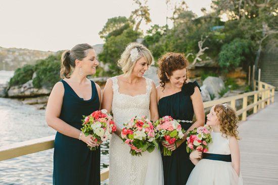 Colourful Shelly Beach Boathouse Wedding20160613_0588