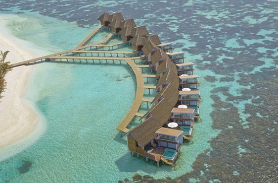 Kandolhu Aerial Ocean Villas