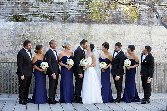 Modern Elegance Sydney Wedding044