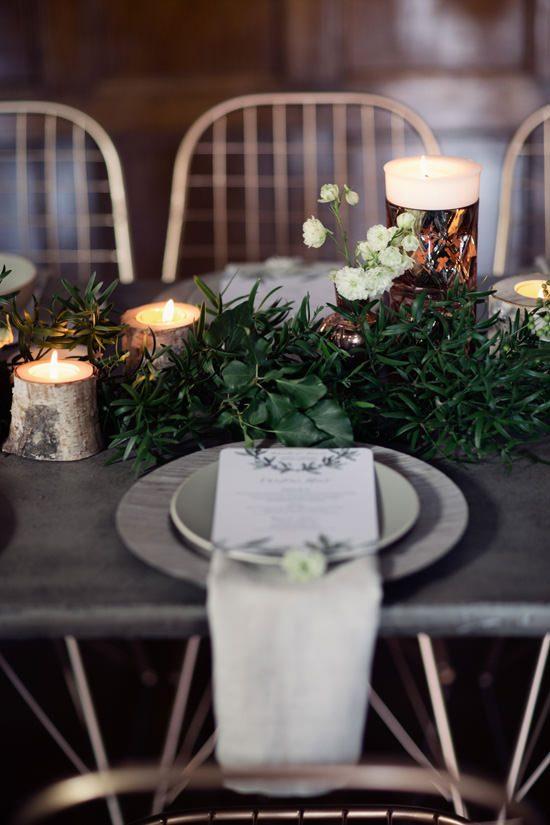 Modern Greenery With Jewel Tones Bridesmaid Inspiration014