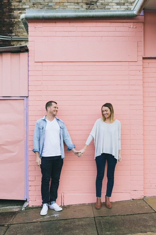 Relaxed And Romantic Engagement005