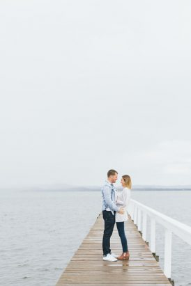 Relaxed And Romantic Engagement033