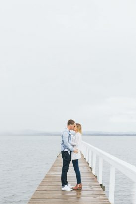 Relaxed And Romantic Engagement034