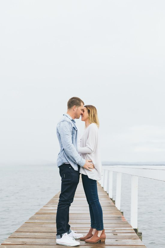 Relaxed And Romantic Engagement036