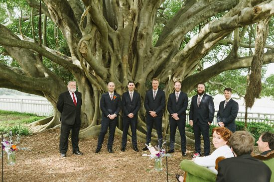 Relaxed Tocal Homestead Wedding020