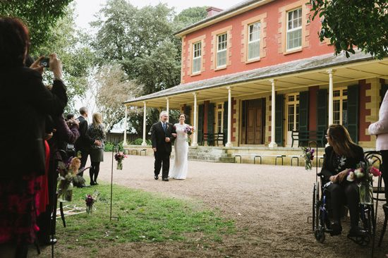 Relaxed Tocal Homestead Wedding022