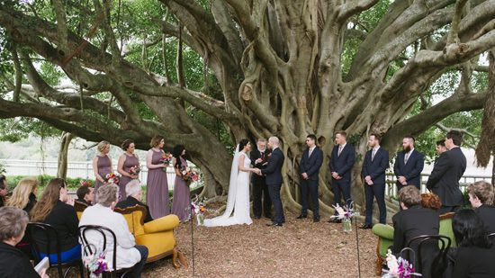 Relaxed Tocal Homestead Wedding028