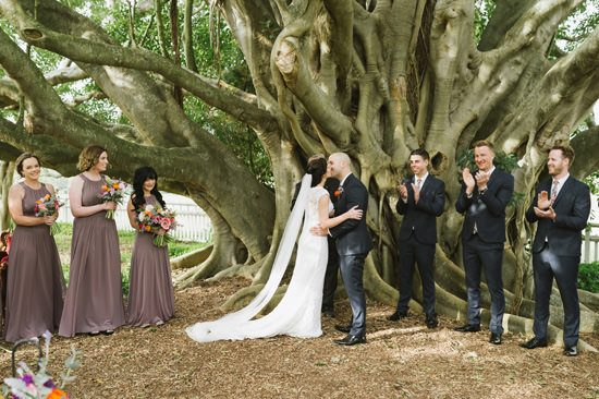 Relaxed Tocal Homestead Wedding031
