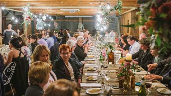 Relaxed Tocal Homestead Wedding080