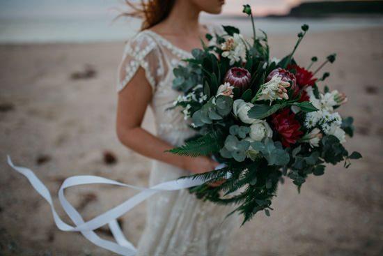 Windswept Beach Bride Inspiration004