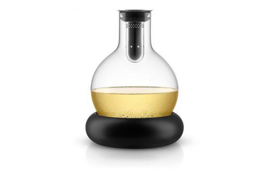 567473 Cool wine decanter