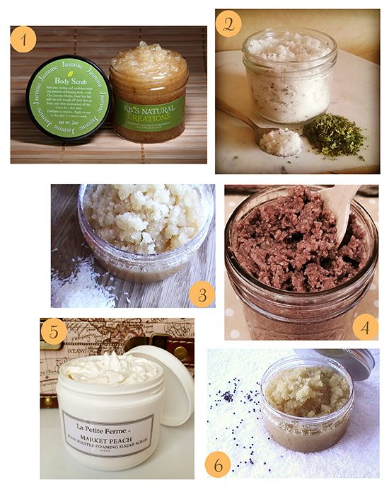 Blissful Body Scrubs