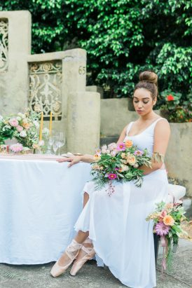 French Ballet Wedding Inspiration018