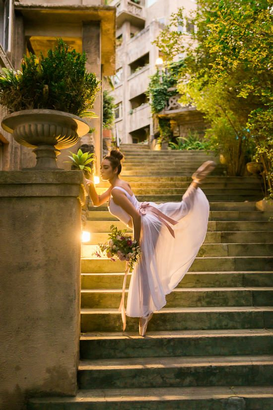 French Ballet Wedding Inspiration048