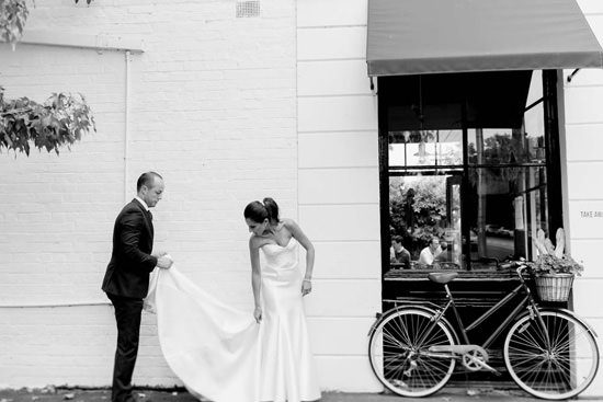 Graceful Melbourne Wedding041