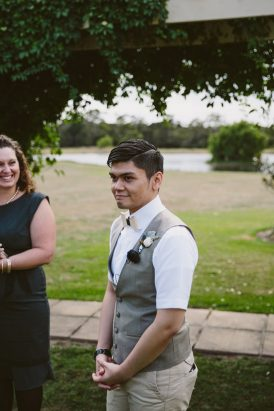 Intimate Summerfields Country House Wedding025
