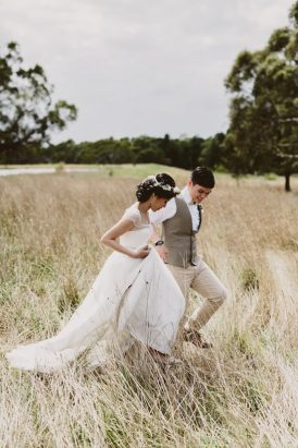 Intimate Summerfields Country House Wedding154