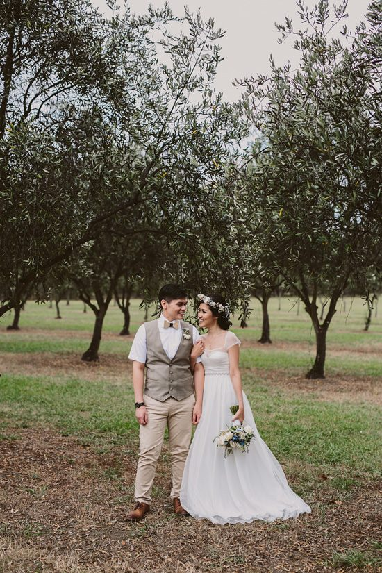 Intimate Summerfields Country House Wedding187