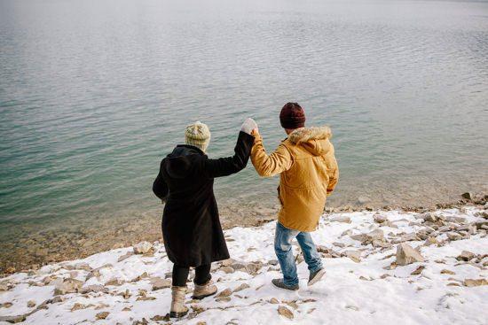 Italian Winter Engagement013