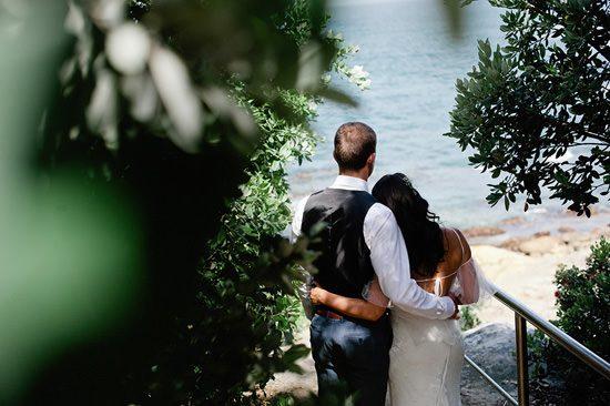 Modern Bondi Icebergs Wedding041