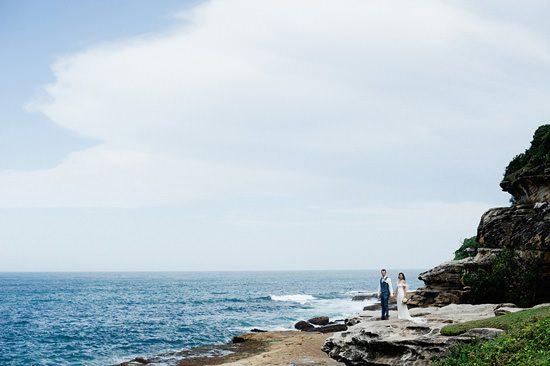 Modern Bondi Icebergs Wedding044