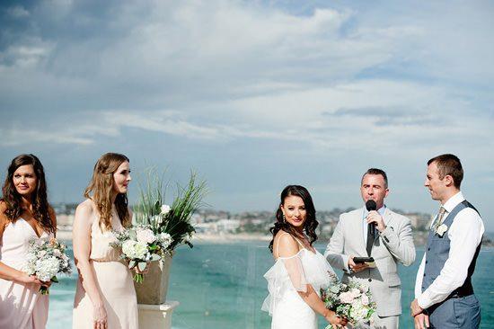Modern Bondi Icebergs Wedding083