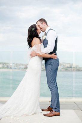 Modern Bondi Icebergs Wedding094