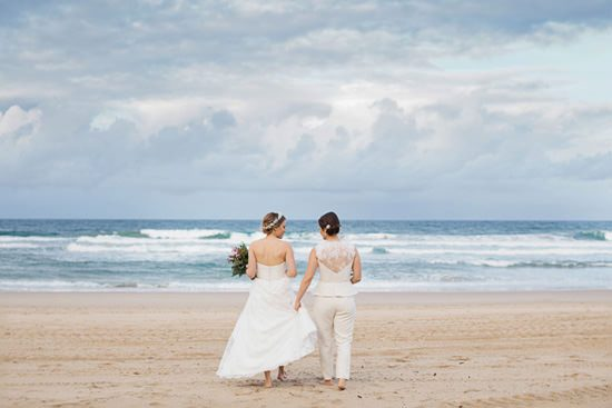 Modern Maroochydore Waterside Wedding058
