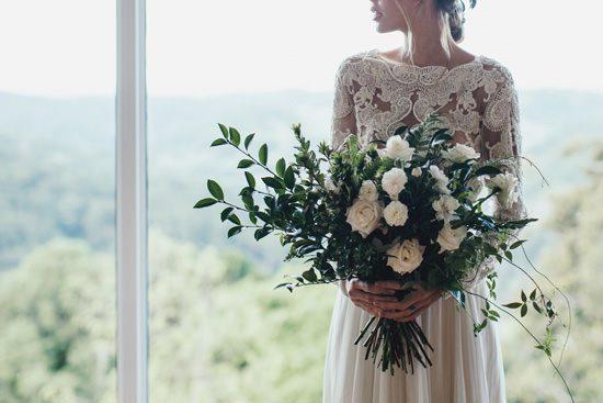 Modern Romantic Bridal Ideas1124