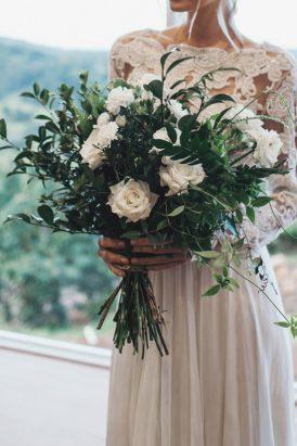 Modern Romantic Bridal Ideas1129