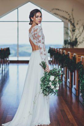 Modern Romantic Bridal Ideas1139