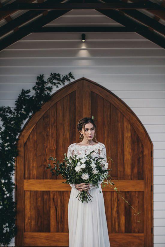 Modern Romantic Bridal Ideas1153