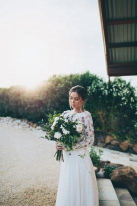 Modern Romantic Bridal Ideas1159