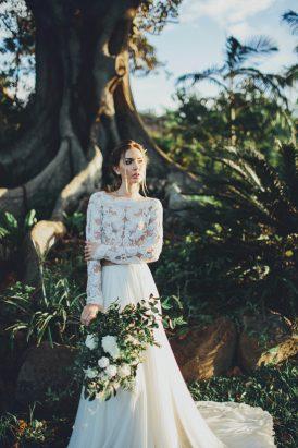 Modern Romantic Bridal Ideas1171