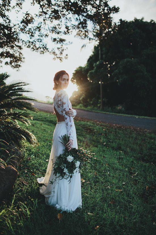 Modern Romantic Bridal Ideas1184
