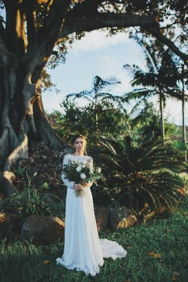 Modern Romantic Bridal Ideas1187