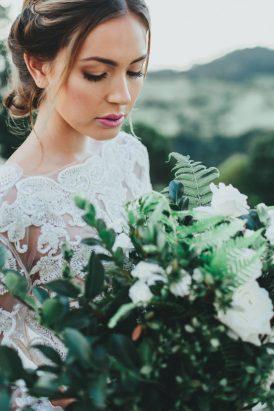 Modern Romantic Bridal Ideas1204