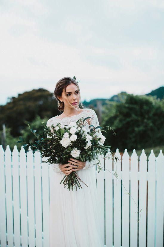 Modern Romantic Bridal Ideas1219