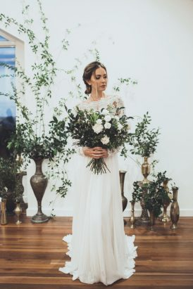 Modern Romantic Bridal Ideas1246