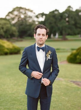 Modern Sydney Royal Botanic Gardens Wedding017