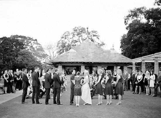 Modern Sydney Royal Botanic Gardens Wedding024